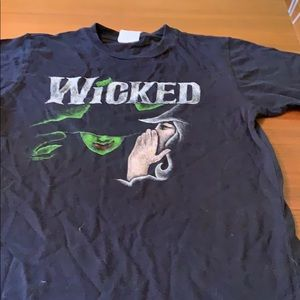 T-shirt Wicked